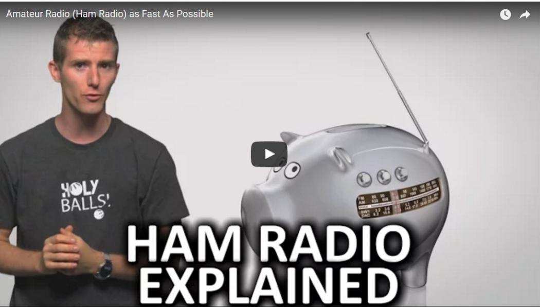 TECH QUICKIEで「今」のアマチュア無線を紹介