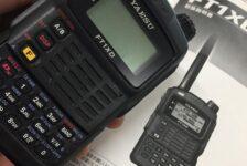 YAESU FT1XD でラジオを聴こう!