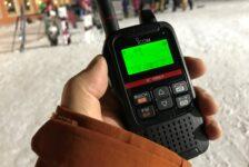 IC-DRC1 デジタル小電力コミュニティ無線機はレジャーや見守りで大活躍!